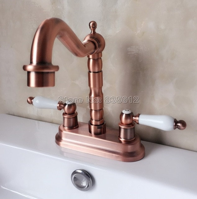 Get a stylish and luxurious copper   bathroom faucet with unique style