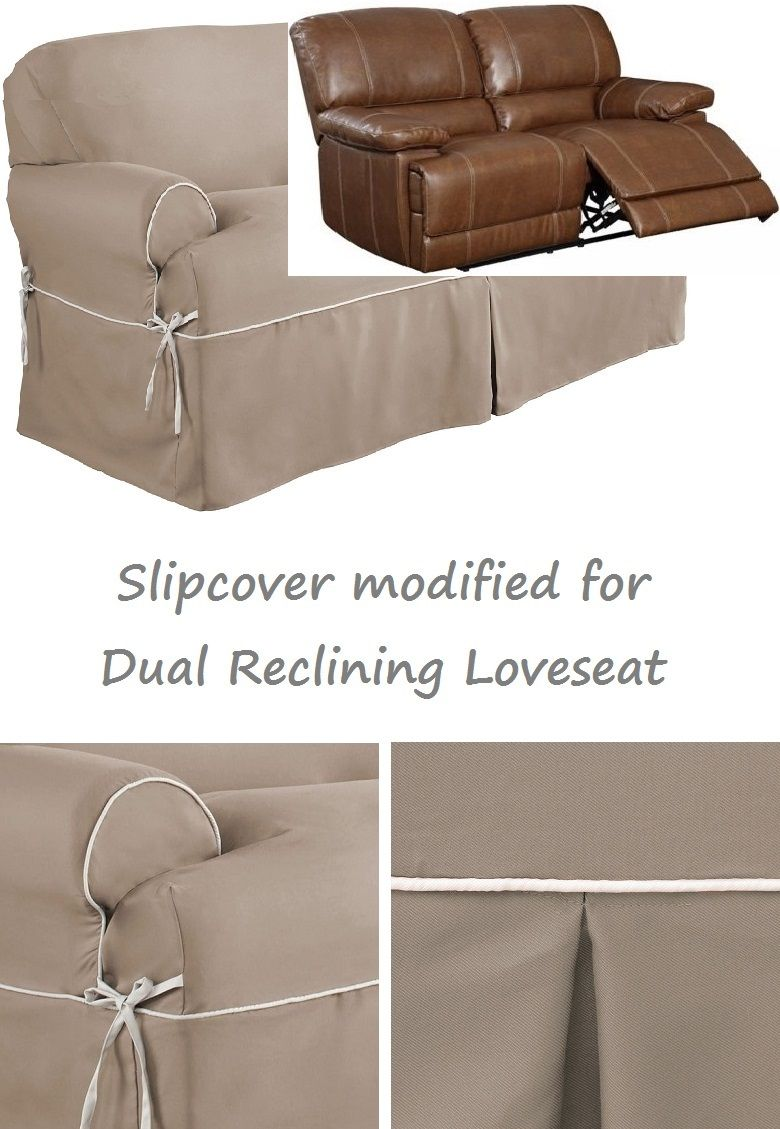 What is a couch cover for reclining   loveseat ?