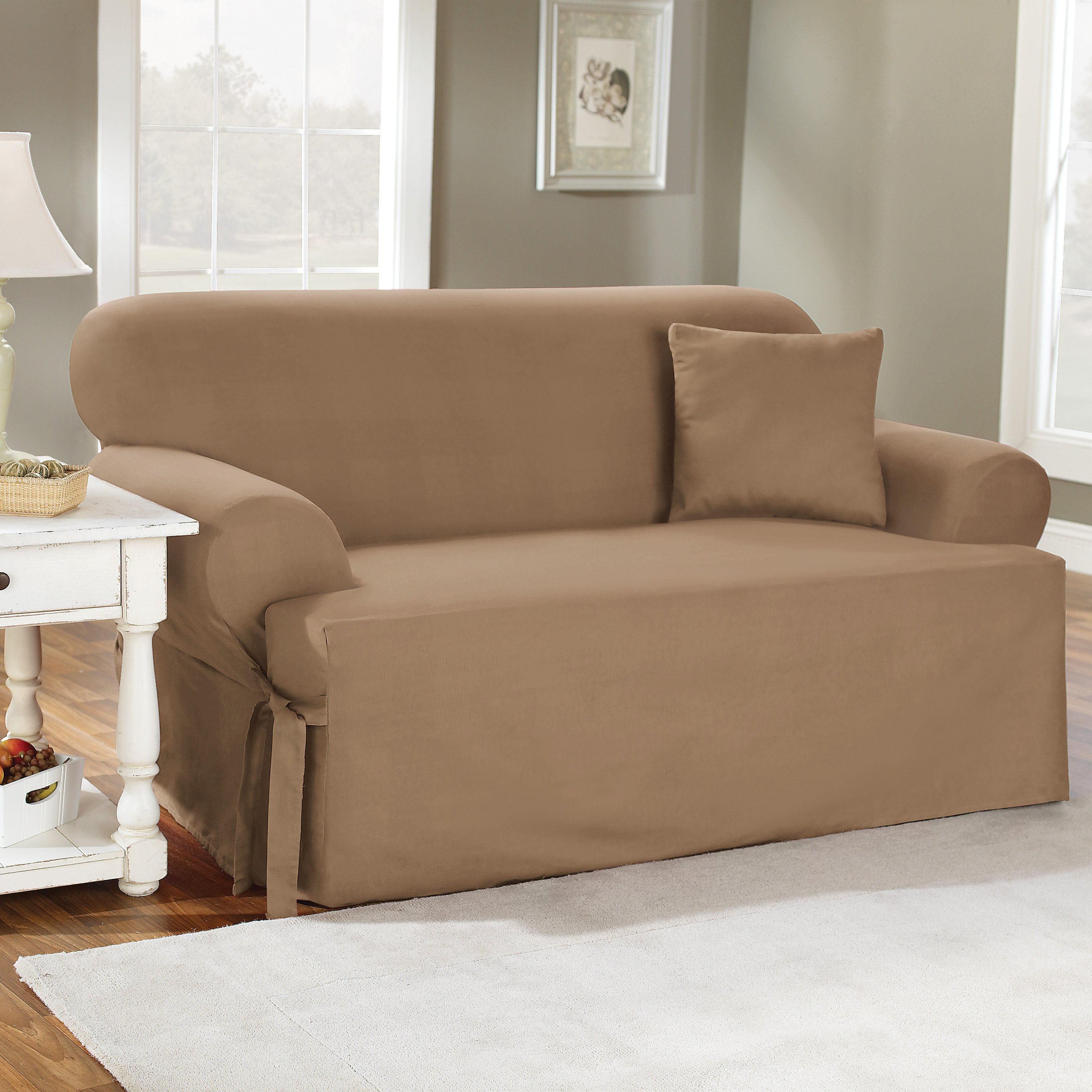 Couch Covers for Reclining Sofa | Slipcover for Reclining Sofa | Sure Fit  Dual Reclining Sofa