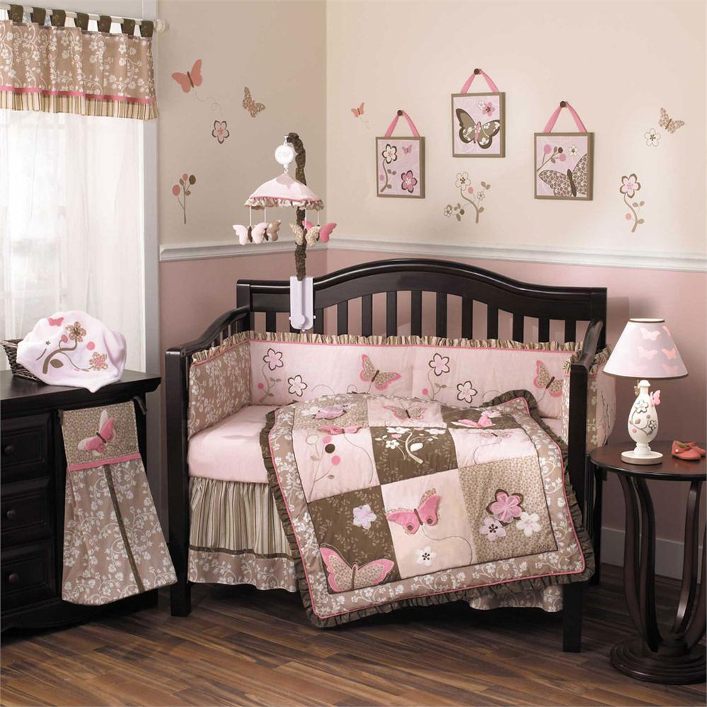 Baby Girl Bedding Sets For Cribs Ideas