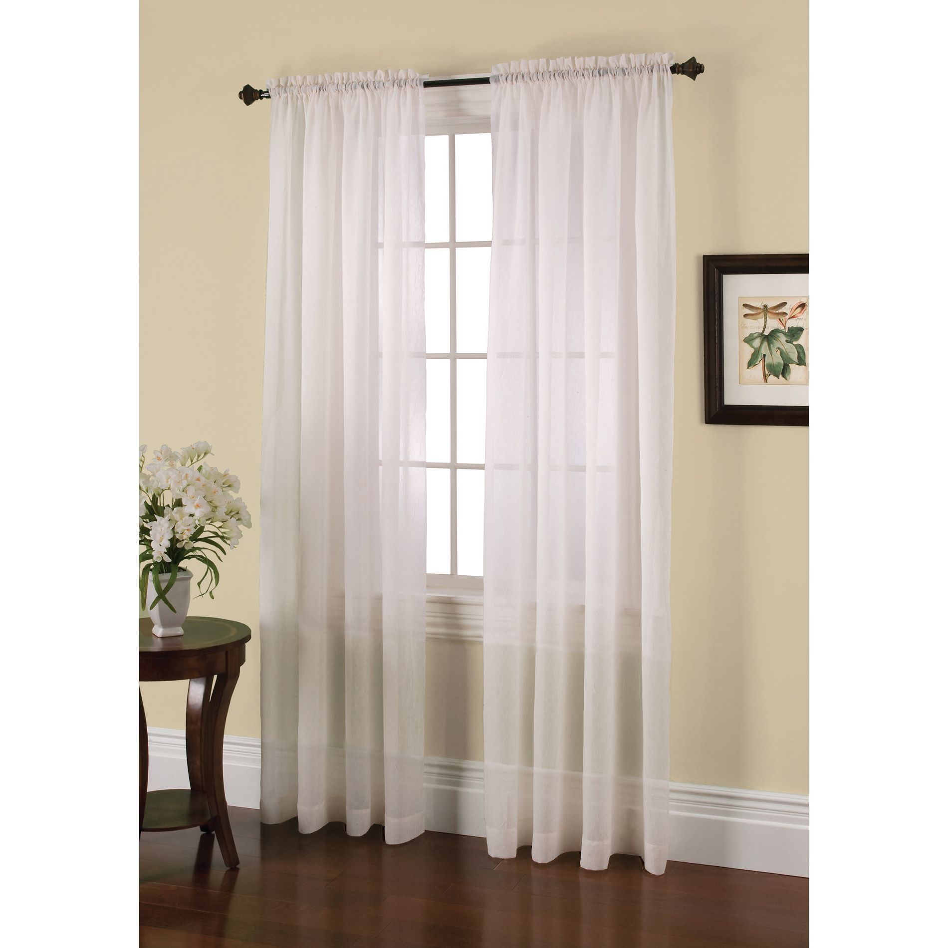 Points to keep in mind when buying   crushed voile sheer curtains