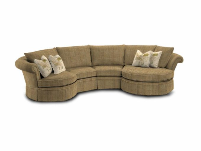 Sectional Sofa Design: Round Sectional Sofas Bed Sale Outdoor In Curved  Sofas For Small Spaces