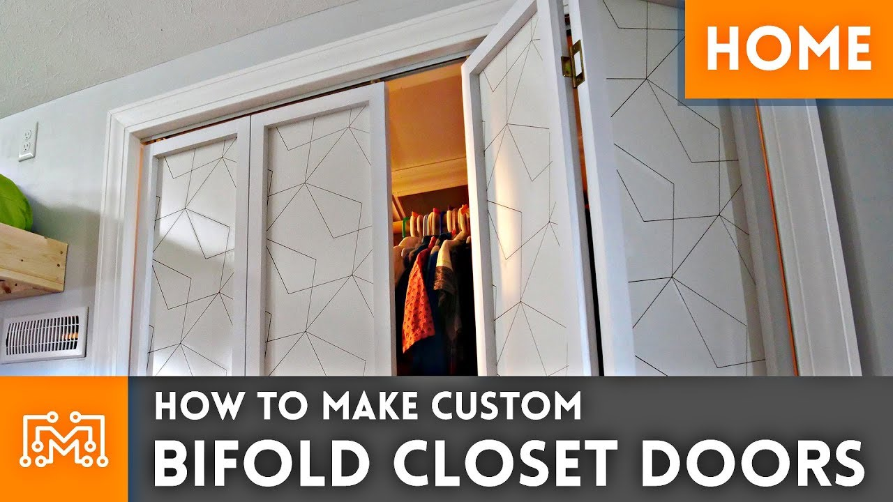 Tips for getting best custom bifold   closet doors for you