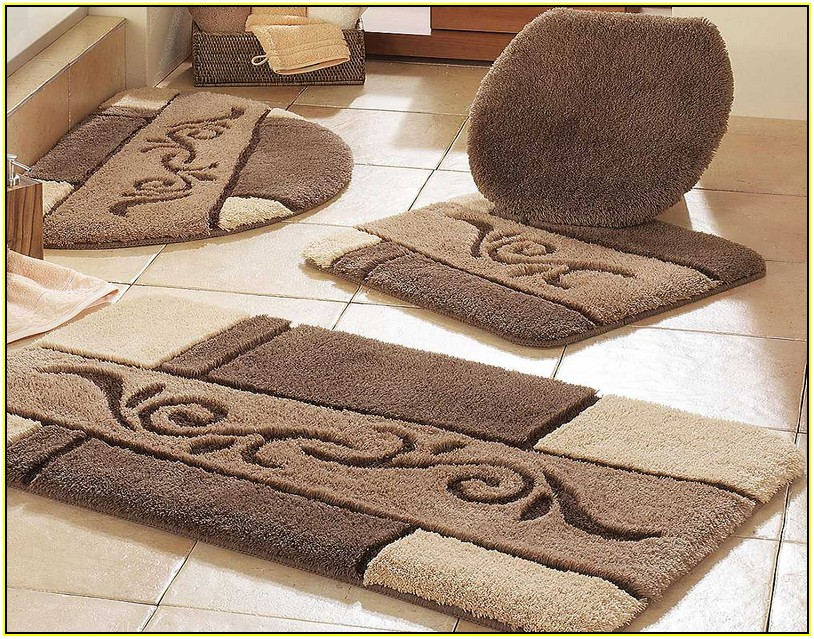 Bath Rug Set Rugs Ideas