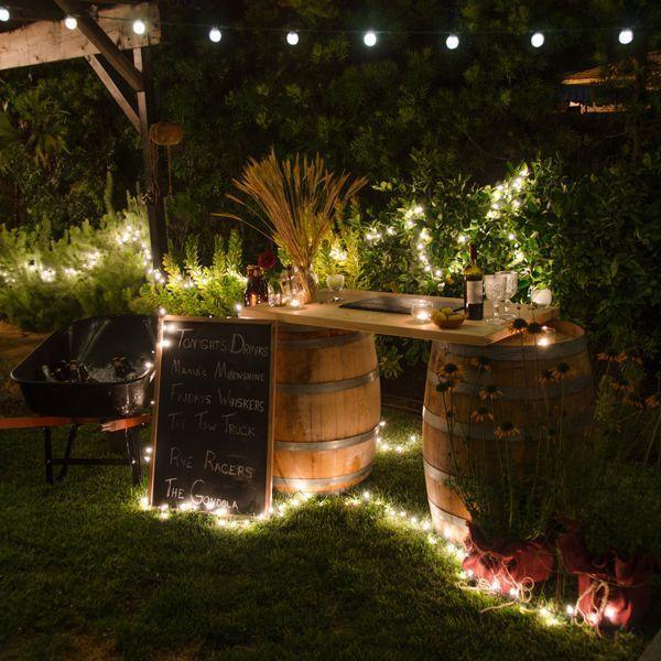 Decorative Outdoor Lighting | Garden Ideas | Outdoor Lighting