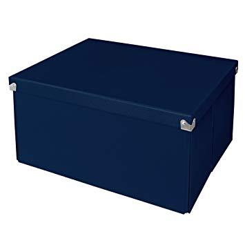 Amazon.com: Pop n' Store Decorative Storage Box with Lid