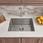 Deep undermount kitchen sinks to keep   your kitchen looking immacultely clean