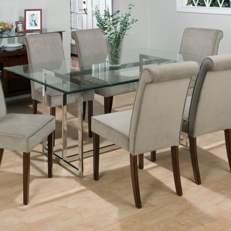 Dining room sets glass table tops buying   guide