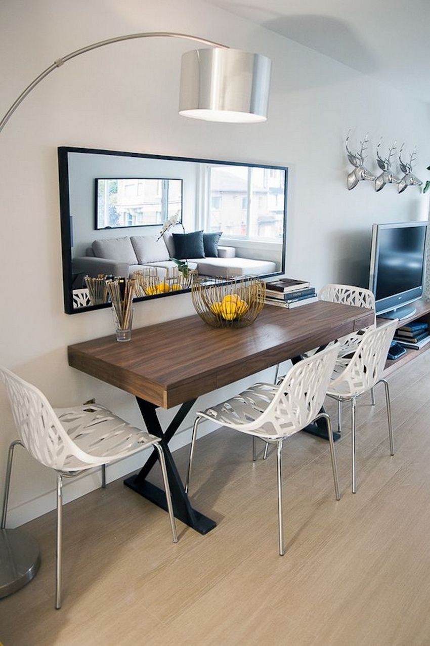10-Narrow-Dining-Tables-For-a-Small-Dining-Room-1 10-Narrow-Dining-Tables -For-a-Small-Dining-Room-1