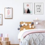 Different colors of diy bedroom wall   decor