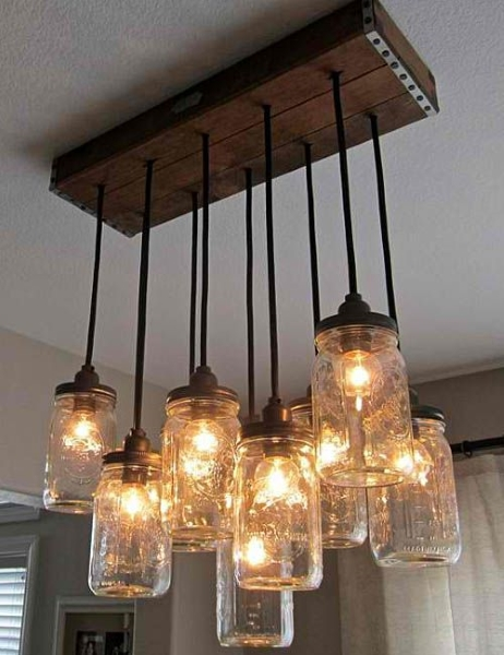 50 DIY Chandelier Ideas to Beautify Your Home - Pink Lover