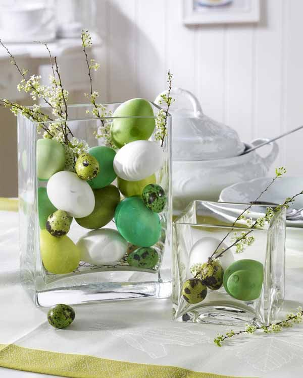4 Simple Ideas for Spring and Easter Decorating | Easter | Easter, Diy easter  decorations, Easter table