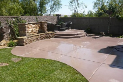 Pictures of inexpensive and cheap patio makeovers diy designs ideas and  photos