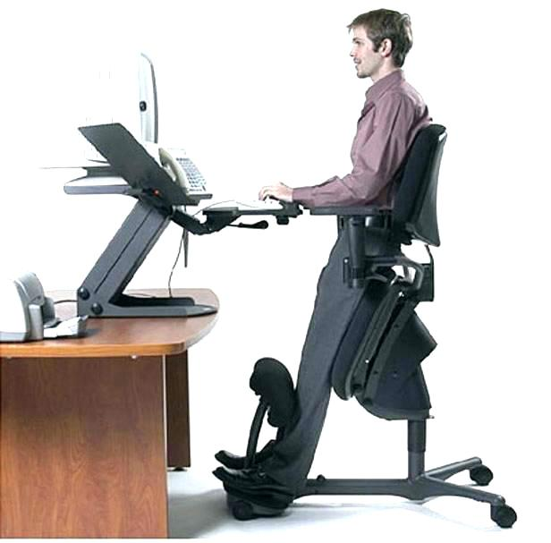 posture office chair kneeling desk chair ergonomic kneeling posture office  chair kneeling office chair throughout edge .