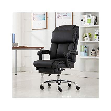 Amazon.com: Reclining Leather Ergonomic High Back Executive Office