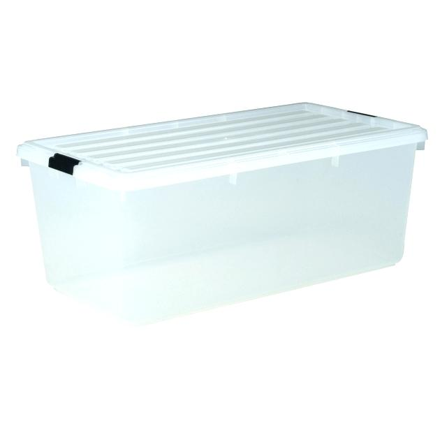 Extra Long Plastic Storage Bins Large Plastic Storage Containers