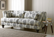 7 Bold Patterned Fabric Sofas for a House | For the Home | Sofa