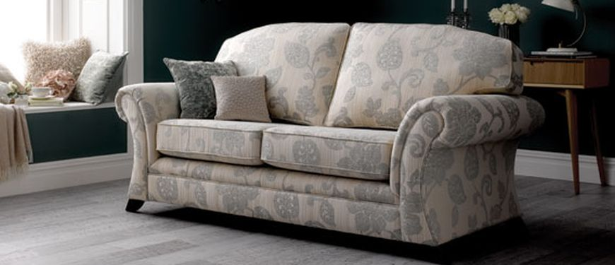 Sofa: inspiring patterned sofa Floral Living Room Set, Patterned