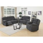 Fabric recliner sofas and chairs with a   great design and color