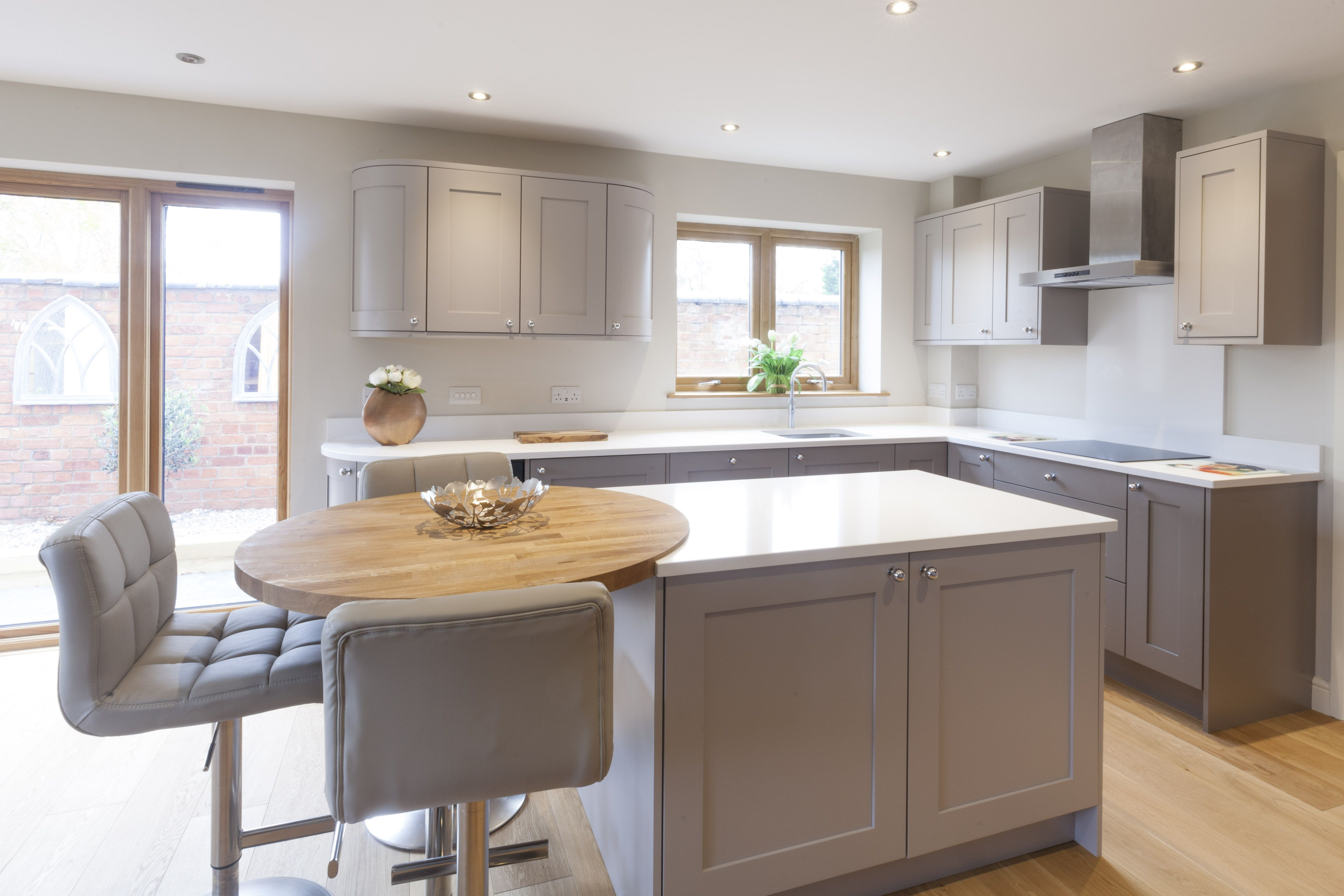 Project Album - Sherwin Hall Bespoke Fitted Kitchens Leicester