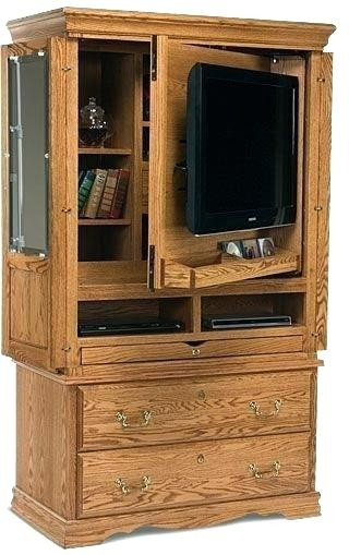 entertainment armoire with door flat screen gun cabinet for bedroom made  with pocket doors entertainment armoire