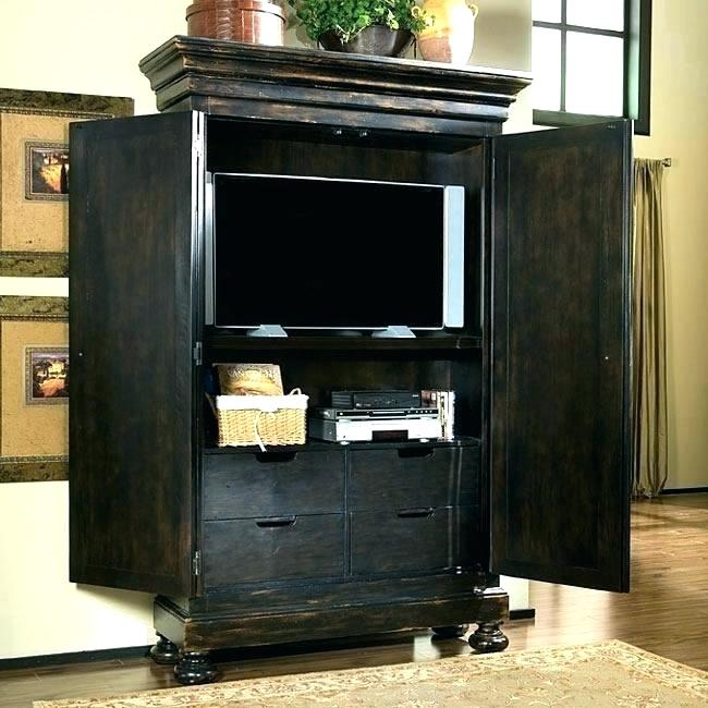 armoire flat screen tv television pocket door pocket doors image television  pocket doors design awesome television