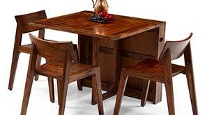 Danton gordon 3 seater folding dining table set tk 00 lp
