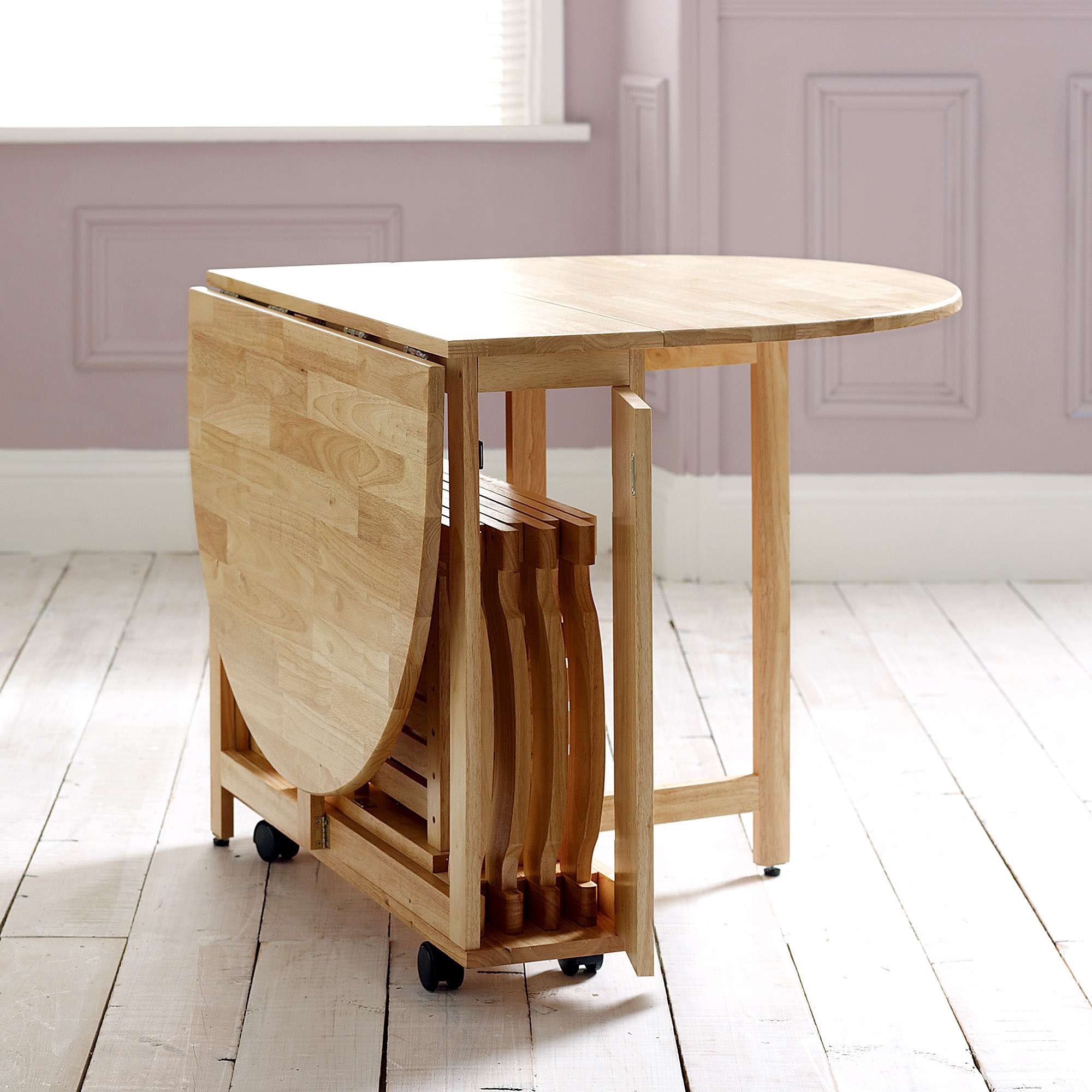 Choose A Folding Dining Table For A Small Space Adorable folding dining  table with chairs