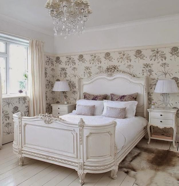 18 Impressive French Style Bedrooms That No One Can Resist | FRENCH