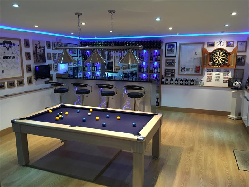 Games Room of The Year - Submission Form