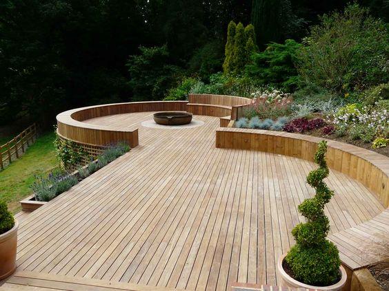 Amazing garden decking ideas