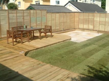 Garden Decking Ideas
