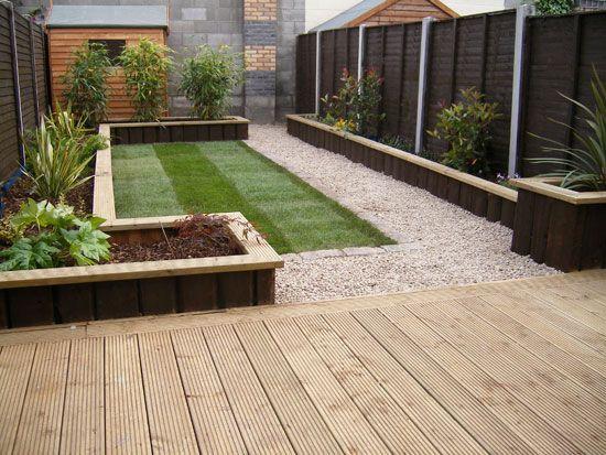 Wonderful garden decking ideas with best decking designs for your  decorating home ideas