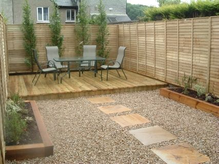 Read on to discover some great, modern garden decking ideas that will  totally transform your garden. tag: garden decking ideas designs, photos,