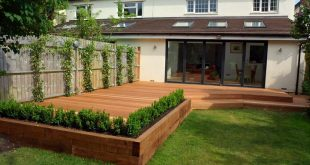 Wonderful garden decking ideas with best decking designs for your  decorating home ideas