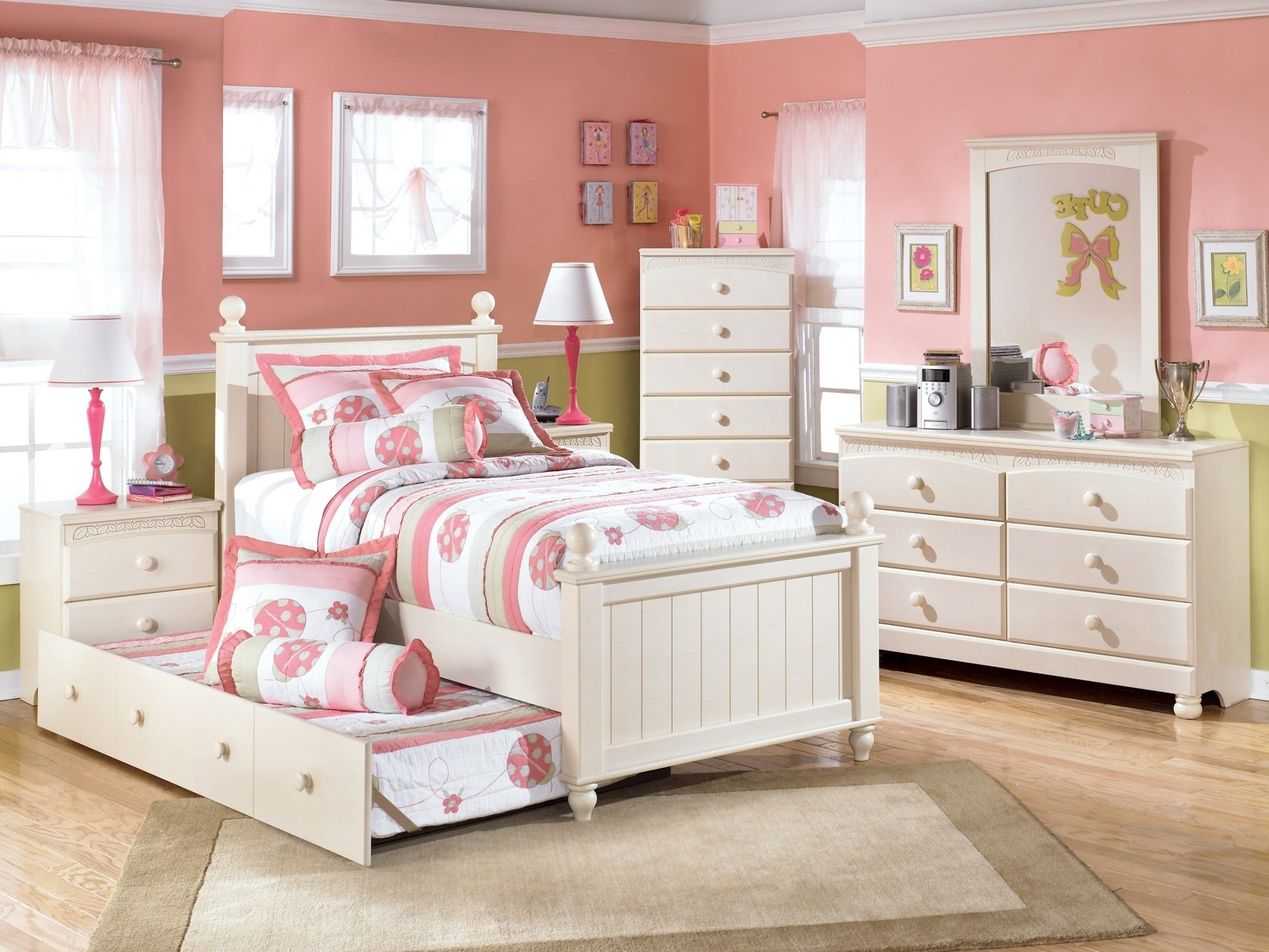 Kids Bedroom Girls Bedroom Sets With Slide Unique Pink Toddler In Kids Bedroom  Furniture Sets Build