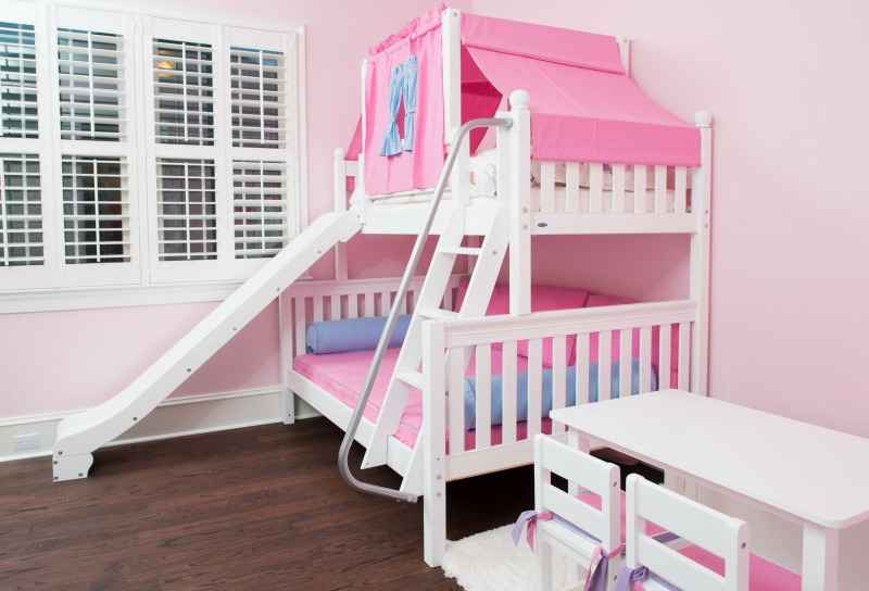 Slide Beds | Shop Top Selling Bunks & Lofts with Slides!