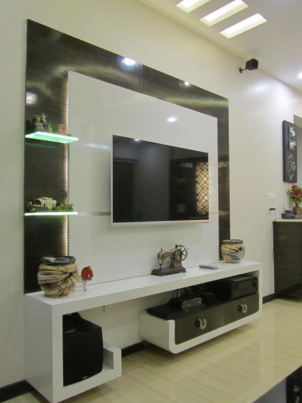 Modular Home Furniture Mumbai Lcd Unit Furniture Design