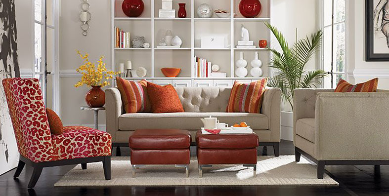 Home furniture design to decorate your   living room with style