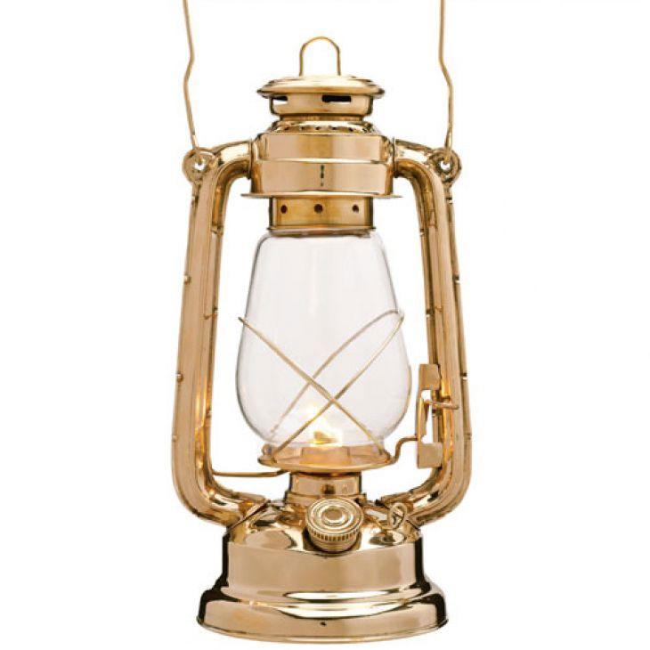 Midnight oil- hurricane lamp