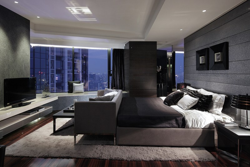 Master Bedroom Ideas And Designs #11 – Elements Of Modernism