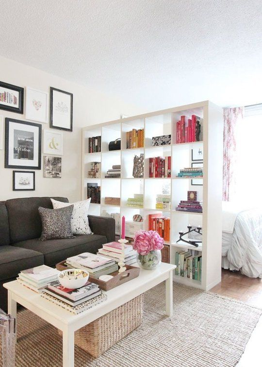 Jackie's Stylish Upper East Side Studio | Chicago apartment ideas