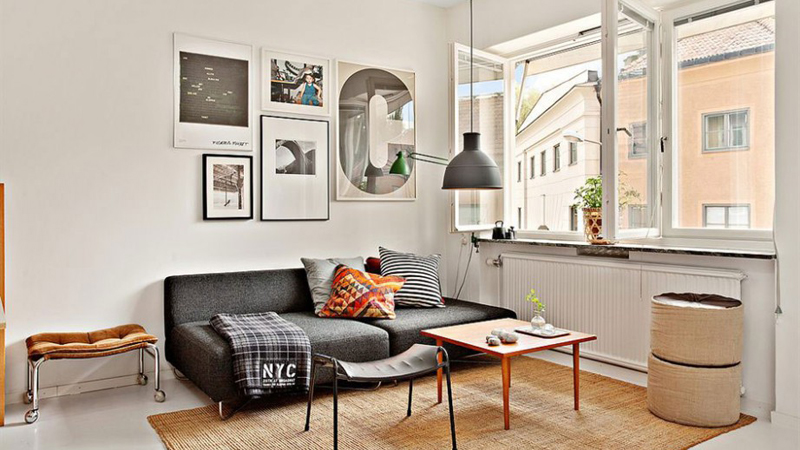 30 Rental Apartment Decorating Tips | StyleCaster