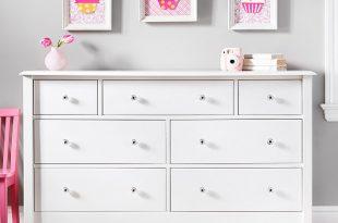 Juliette Extra Wide Dresser | Pottery Barn Kids