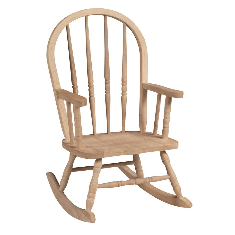 Kids wooden rocking chair : perfect gift   for your child