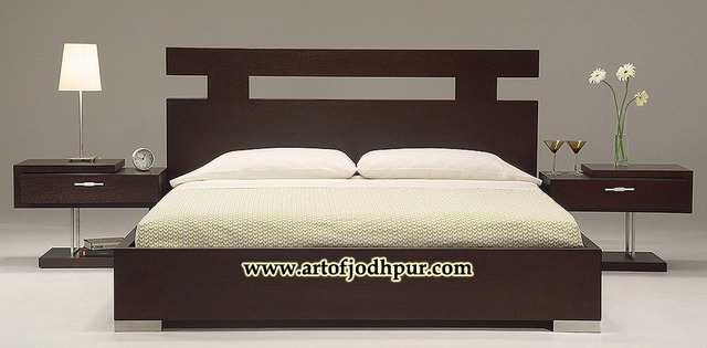 Buy online king size double beds furniture with storage