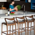 How to combine kitchen bar stools counter   height with your kitchen furniture