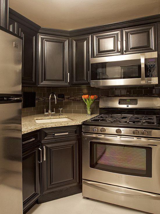 kitchen cupboards designs for small kitchen : decorative ideas