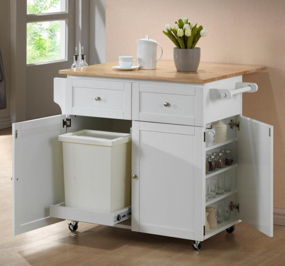 Accessories Kitchen Island Cart Trash Bin Get Useful With Islands And Carts  Furniture Kijiji The Delightful