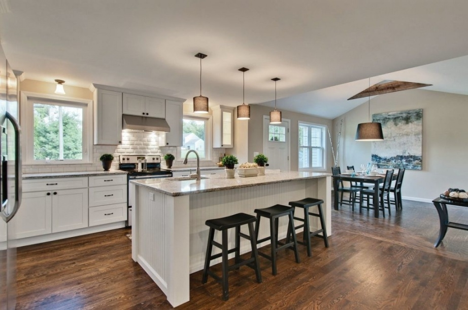 Awesome Kitchen Island Designs With Seating For 4 • The Ignite Show for 8  Best Kitchen